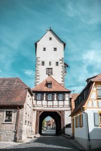 Mainbernheim - Deutschlands erstes Albergho Diffuso