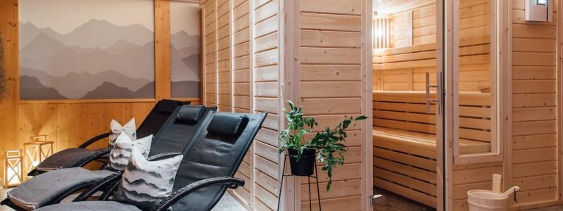 nachhaltige unterkunft apartments goldvogel fischen allgaeu urlaub in den bergen biologisch ökologisch regional hausgemacht architekt innenarchitekt suite sauna ruhebereich