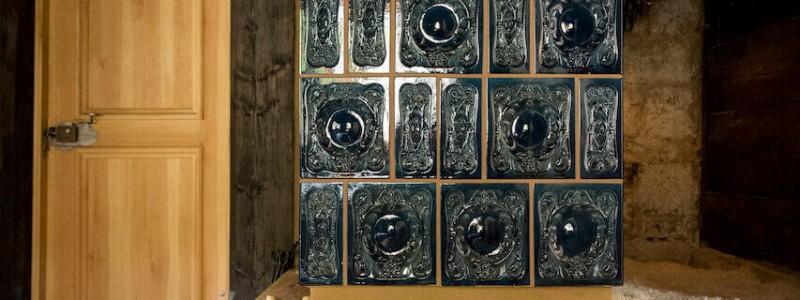 umgebinde 1657 fachwerk blockhaus saechsische schweiz elbsandsteingebirge bad schandau krippen urlaub in der natur in den bergen im gruenen mit der grossfamilie mit freunden wandern elbe wasser lehmputz kachelofen